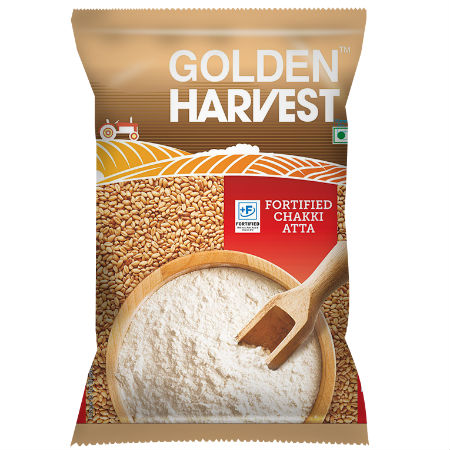 Golden Harvest Chakki Atta
